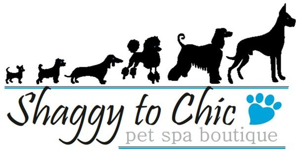 Shaggy to Chic - Pet Spa Boutique logo